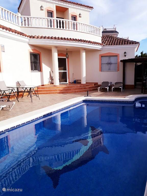 Vacation rental Spain, Costa Calida, Los Alcazares villa Villa Avalon