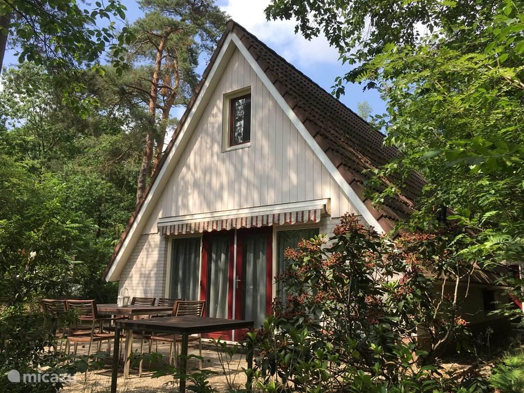 Vakantiehuis Nederland, Gelderland, Nunspeet vakantiehuis Het Egeltje