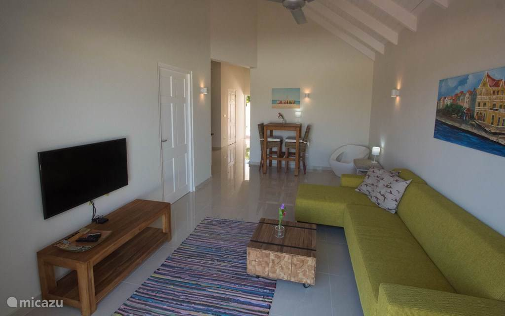 Vacation rental Curaçao, Banda Ariba (East), Cas Grandi Holiday house New home on resort with swimming pool1