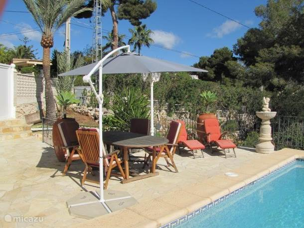 Vacation rental Spain, Costa Blanca, Benissa - apartment apartment Gima