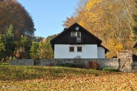 Vacation rental Czech Republic – holiday house Snoepie