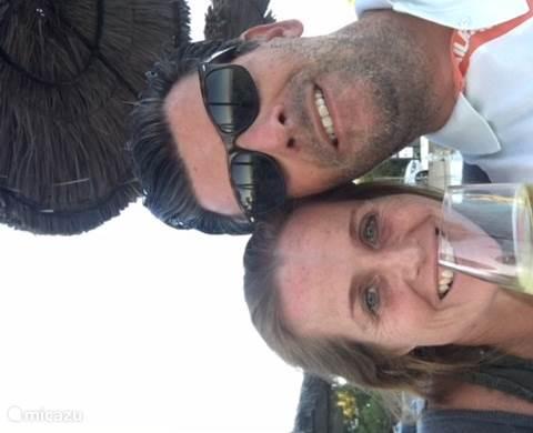 Robert & Joyce de Man