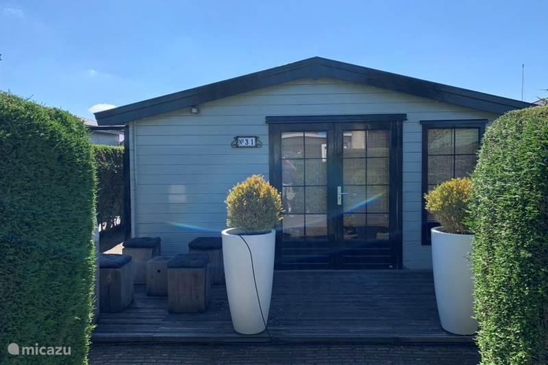 Vakantiehuis Nederland, Zuid-Holland, Hoek van Holland Chalet Strandhuisje, 5 min van het strand