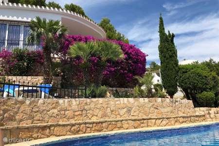 Vakantiehuis Spanje, Costa Blanca, Altea villa El Xoriguer