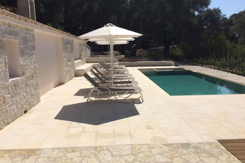 Vakantiehuis Griekenland, Epirus, Parga Appartement Villa Ioanna - 1