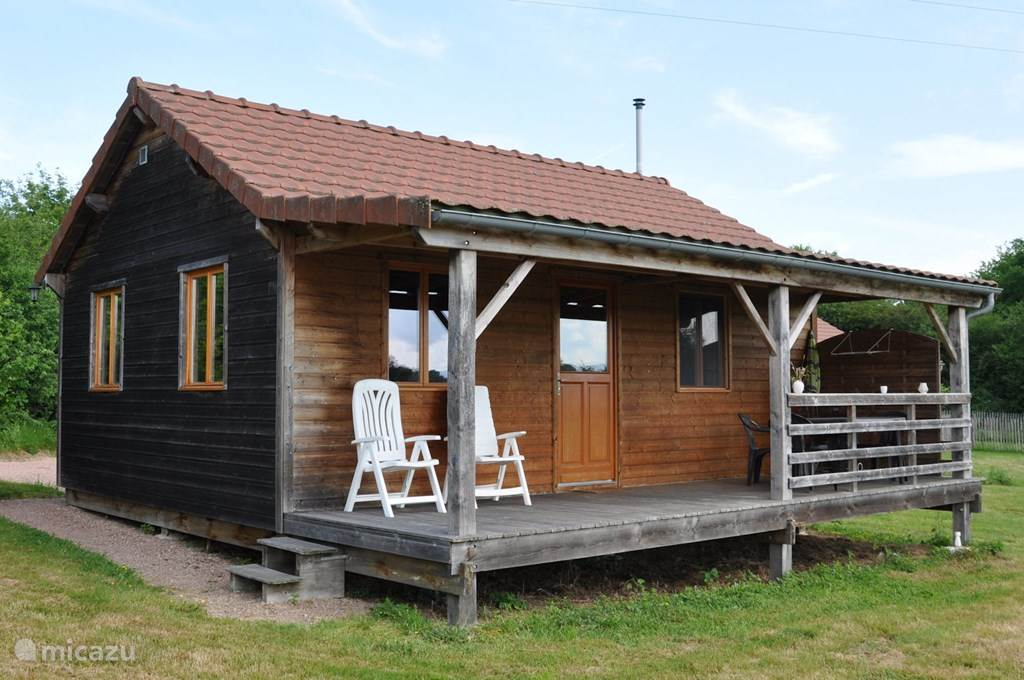 Vakantiehuis Frankrijk, Bourgogne, Marigny-sur-Yonne chalet  Huisje 3