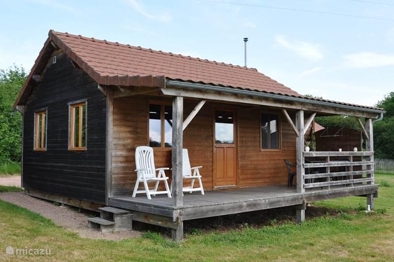 Vakantiehuis Frankrijk, Nièvre, Marigny-sur-Yonne Chalet  Huisje 3
