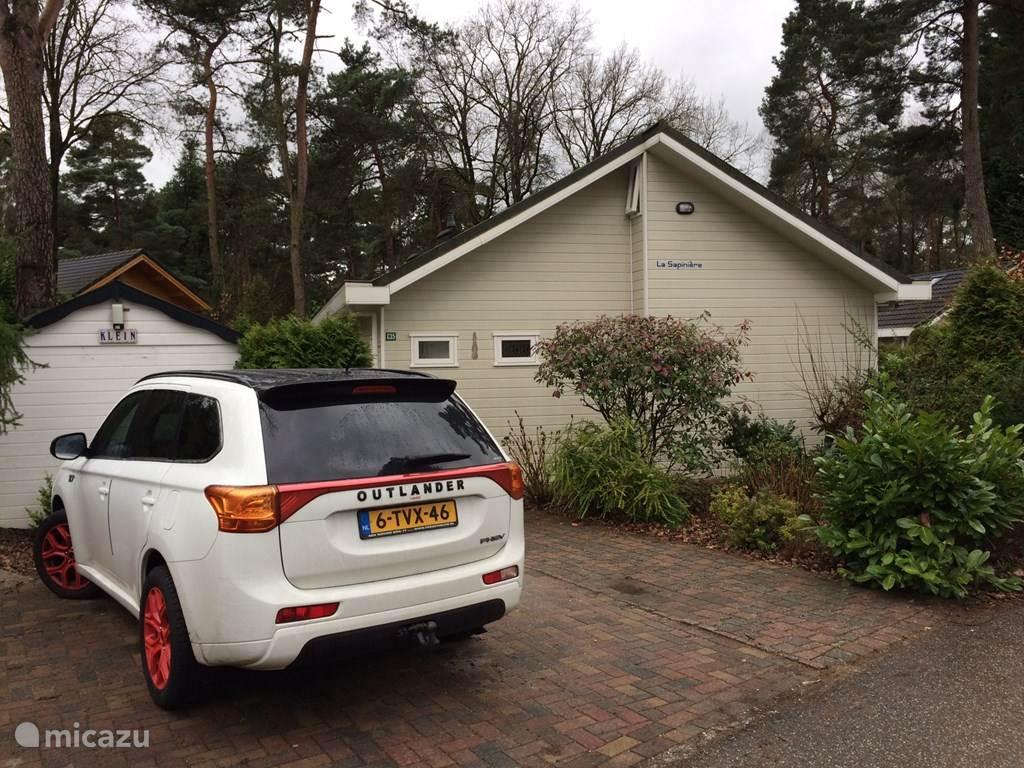 Vakantiehuis Nederland, Overijssel, Markelo Bungalow Bosbungalow 'La Sapiniere'
