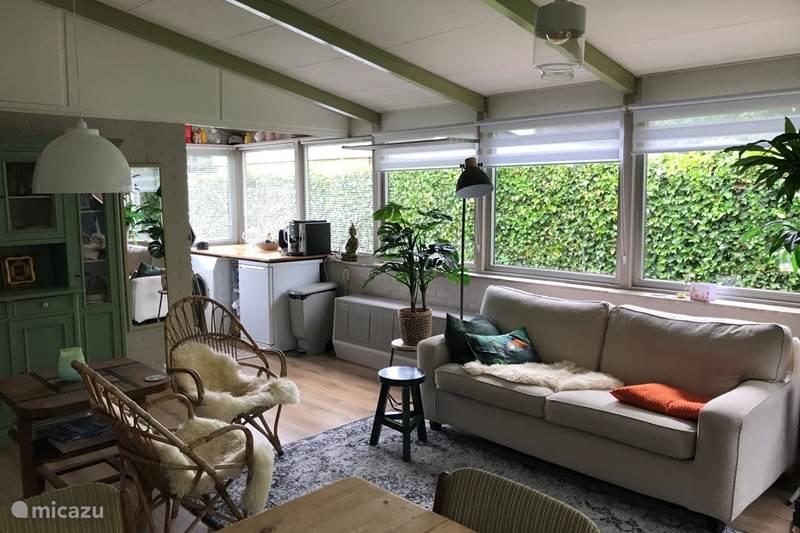 Vakantiehuis Nederland, Noord-Holland, Dirkshorn Bungalow Groen Geluk