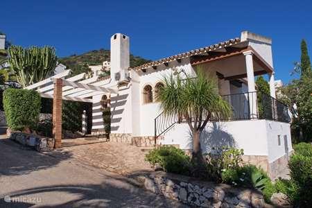 Vacation rental Spain, Costa Blanca, Dénia bungalow Casa Joël