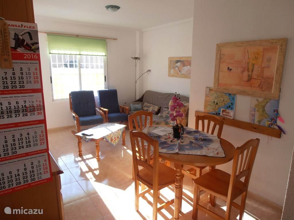 Vakantiehuis Spanje, Costa Blanca, Torrevieja Appartement Gelijkvloers appartement 16