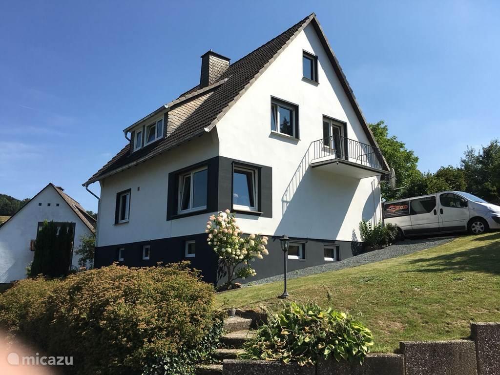 Vakantiehuis Duitsland, Sauerland, Niedersfeld - Winterberg Vakantiehuis Haus Am Kreuzberg
