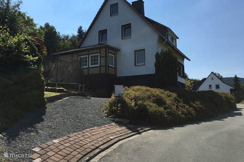 Vacation rental Germany, Sauerland, Niedersfeld - Winterberg Holiday house Haus am Kreuzberg