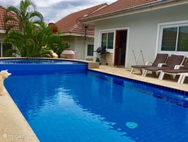 Attractive Vacation Rental Thailand, Central Thailand, Hua Hin Holiday House Holiday  Home With Private Pool ...