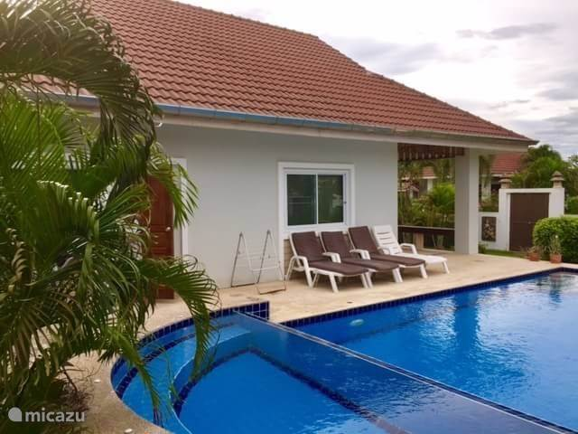 Vacation Rental Thailand, Central Thailand, Hua Hin Holiday House Holiday  Home With Private Pool ...
