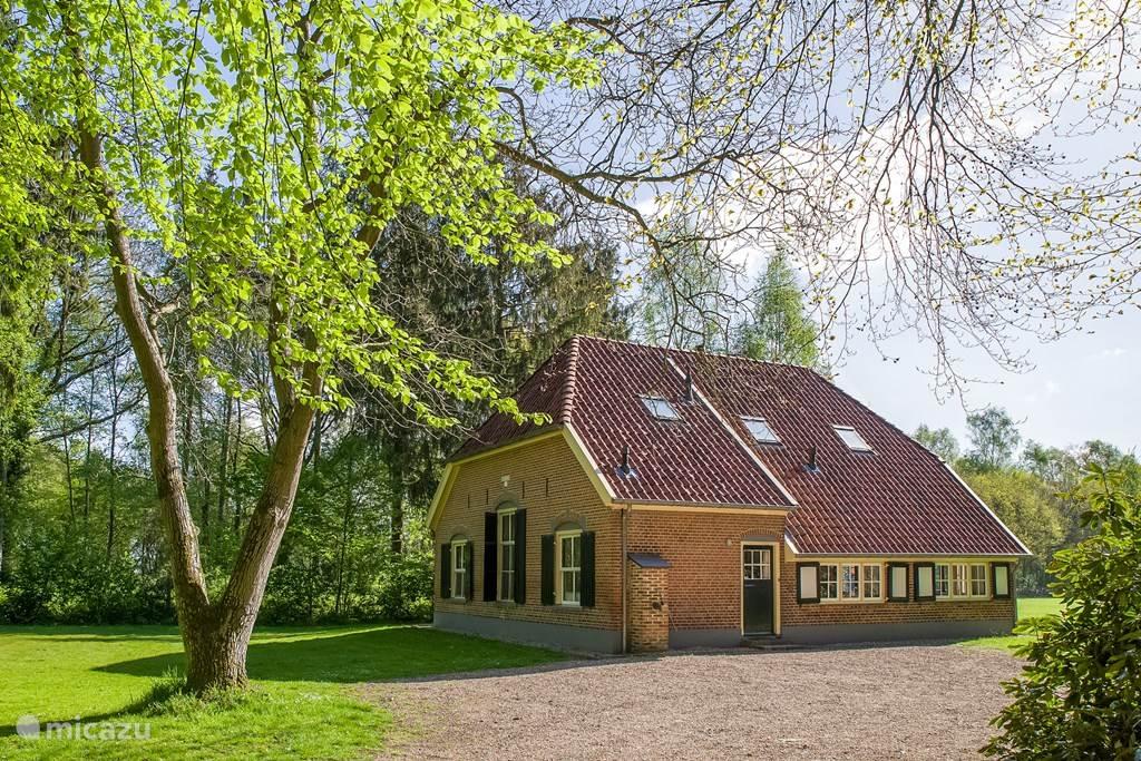 Vacation rental Netherlands, Gelderland, Hengelo holiday house Luxury holiday farm Atilla