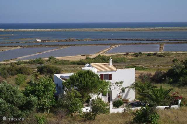 Vacation rental Portugal – holiday house  unique panoramic sea view