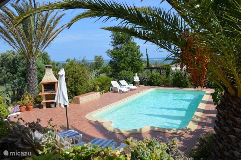 Vacation rental Portugal, Algarve, Fuzeta Holiday house  unique panoramic sea view