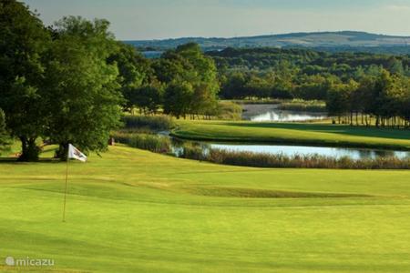 Golfen op 'Golf International de la Preze'