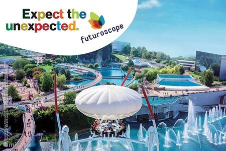 Futuroscope, amusement park