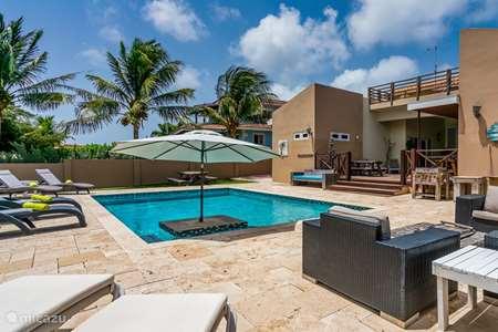 Vacation rental Curaçao, Banda Ariba (East), Jan Thiel villa Villa Aloha