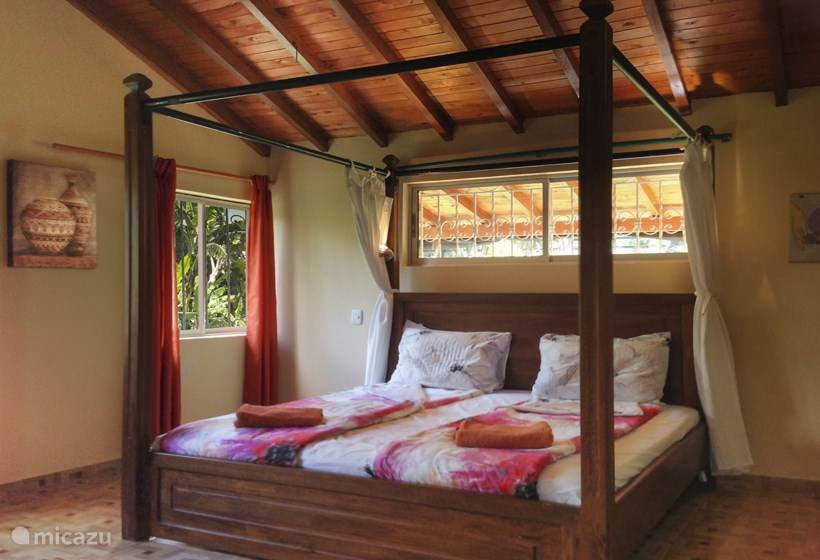 Bedroom 1 Villa el Cafetal Colombia