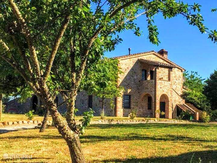 Vakantiehuis Italië, Umbrië, Citta Della Pieve appartement Pian della Bandina Sorbo