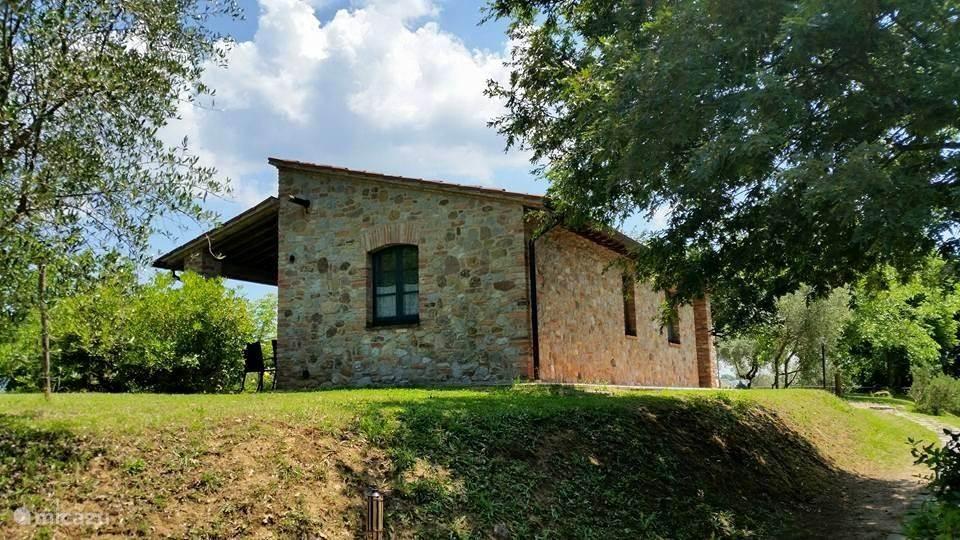 Vakantiehuis Italië, Umbrië, Citta Della Pieve vakantiehuis Pian della Bandina Villa Cotogno
