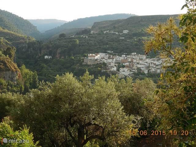 Vakantiehuis Spanje, Andalusië – vakantiehuis Casa Mi Refugio