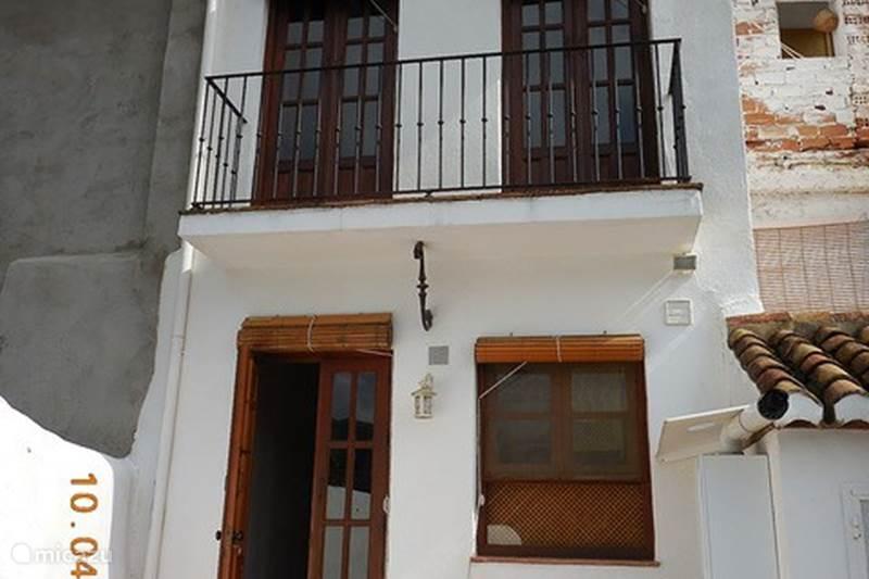 Vakantiehuis Spanje, Andalusië, Albuñuelas Vakantiehuis Casa Mi Refugio