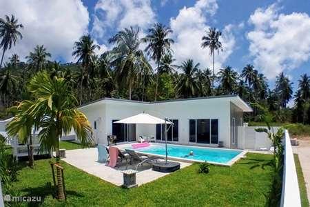 Vakantiehuis Thailand – villa Villa Frangipani Lamai
