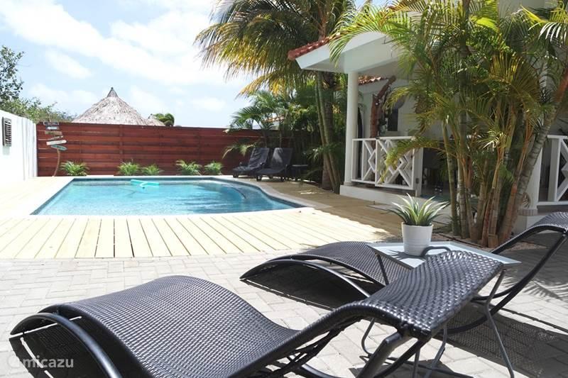Vacation rental Curaçao, Banda Ariba (East), Jan Thiel Villa Villa Locabana Curaçao