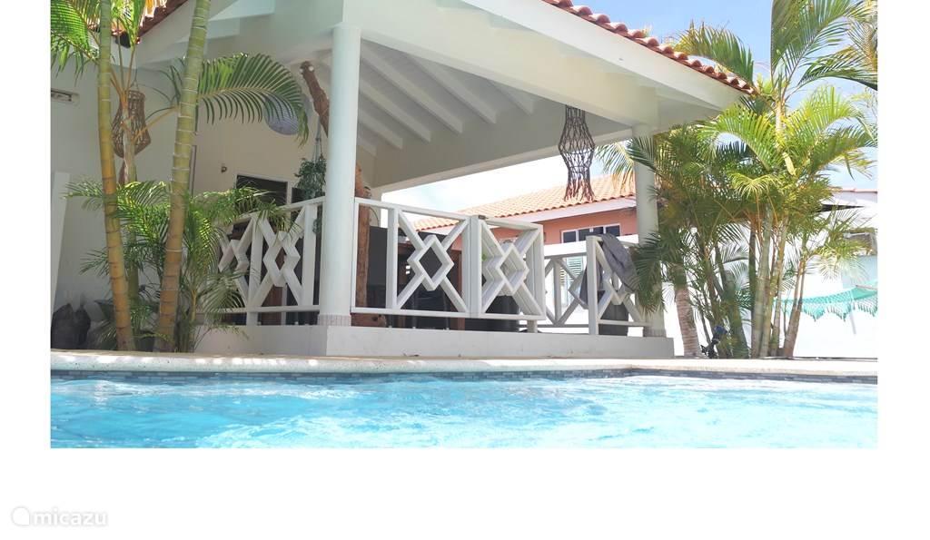 Vakantiehuis Curaçao, Banda Ariba (oost), Jan Thiel Villa Villa Locabana Curaçao