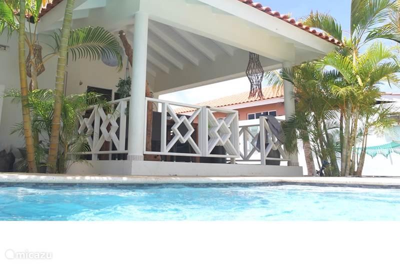 Ferienwohnung Curaçao, Banda Ariba (Ost), Jan Thiel Villa Villa Locabana Curacao