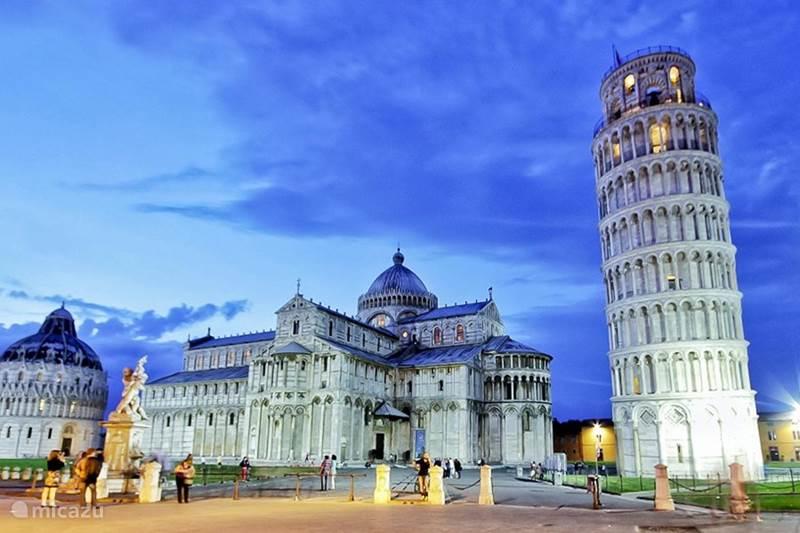 Vakantiehuis Italië, Toscane, Viareggio Vakantiehuis Mobilehome, aan zee in Toscane