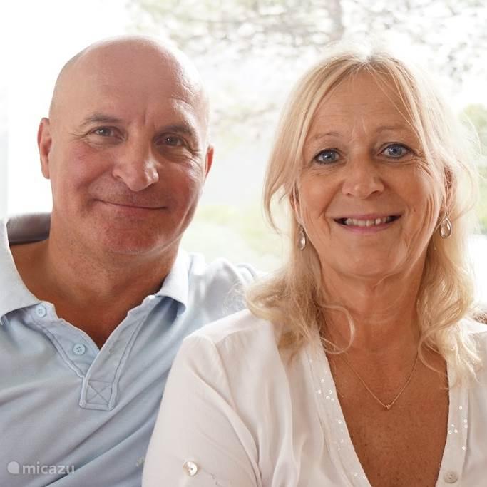 Hans & Marion Hamelers
