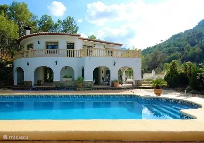 Vakantiehuis Spanje, Costa Blanca, Benigembla Appartement Pasatiempo