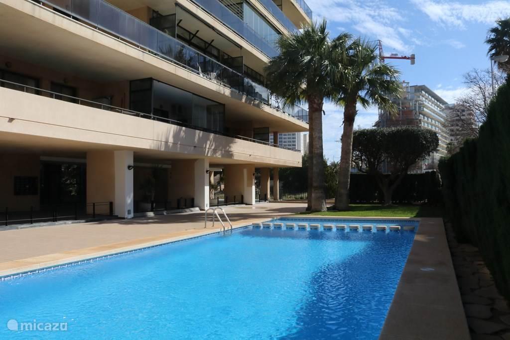 Vakantiehuis Spanje, Costa Blanca, Calpe Appartement Milla