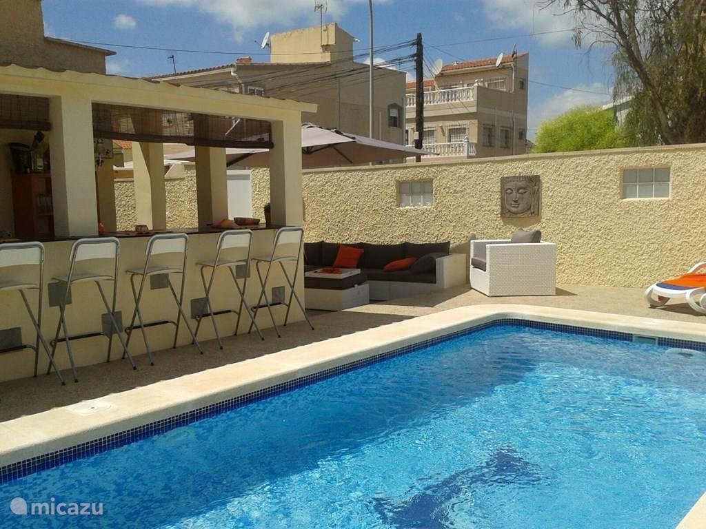 Vakantiehuis Spanje, Costa Blanca, La Marina vakantiehuis Casa Mira