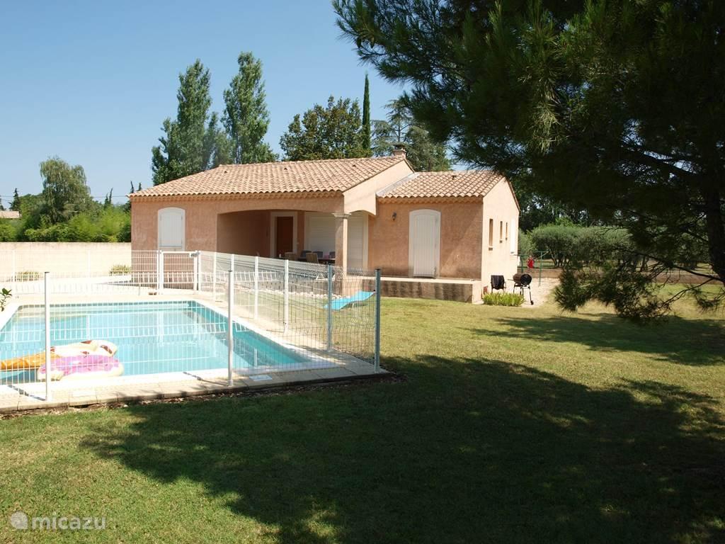 Vakantiehuis Frankrijk, Provence, Carpentras vakantiehuis Gite Papillon