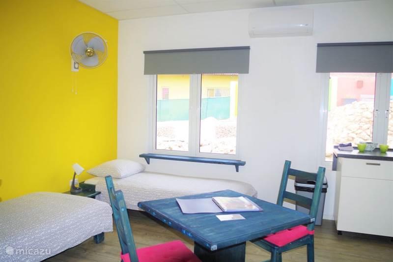 Vakantiehuis Curaçao, Curacao-Midden, Willemstad Studio Standaard Studio 2- pers.