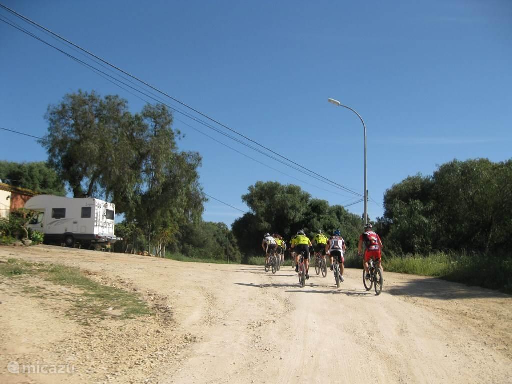 mountainbike / cyclisme