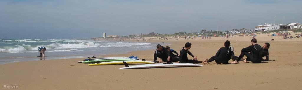 Surfen in El Palmar