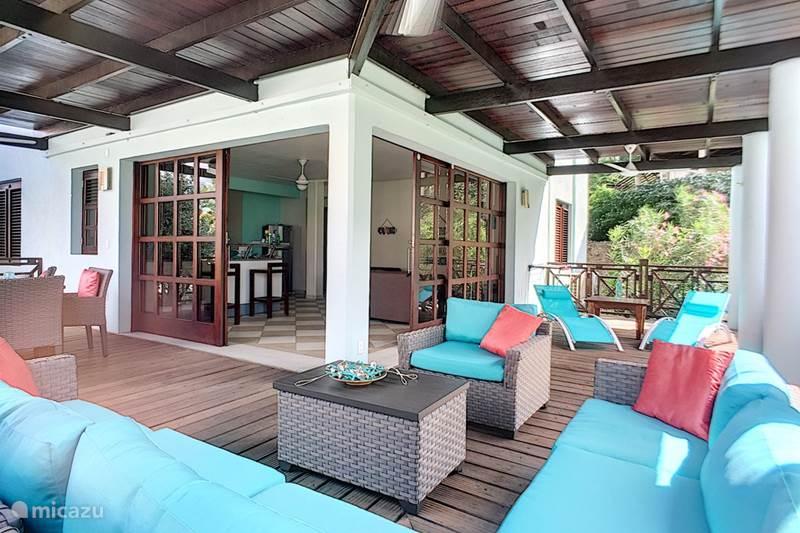 Vacation rental Curaçao, Curacao-Middle, Blue Bay Villa Villa Kas Abou