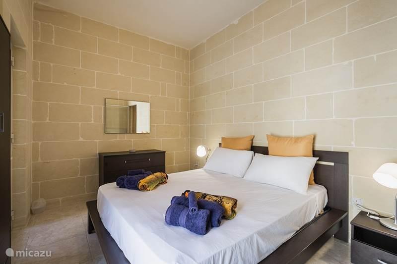 Vakantiehuis Malta, Gozo, Marsalforn Appartement Salini Court
