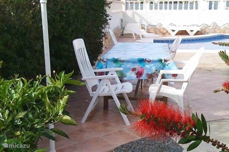 Vakantiehuis Spanje, Costa Dorada, Miami Playa Villa Villa 'la Polvareda'