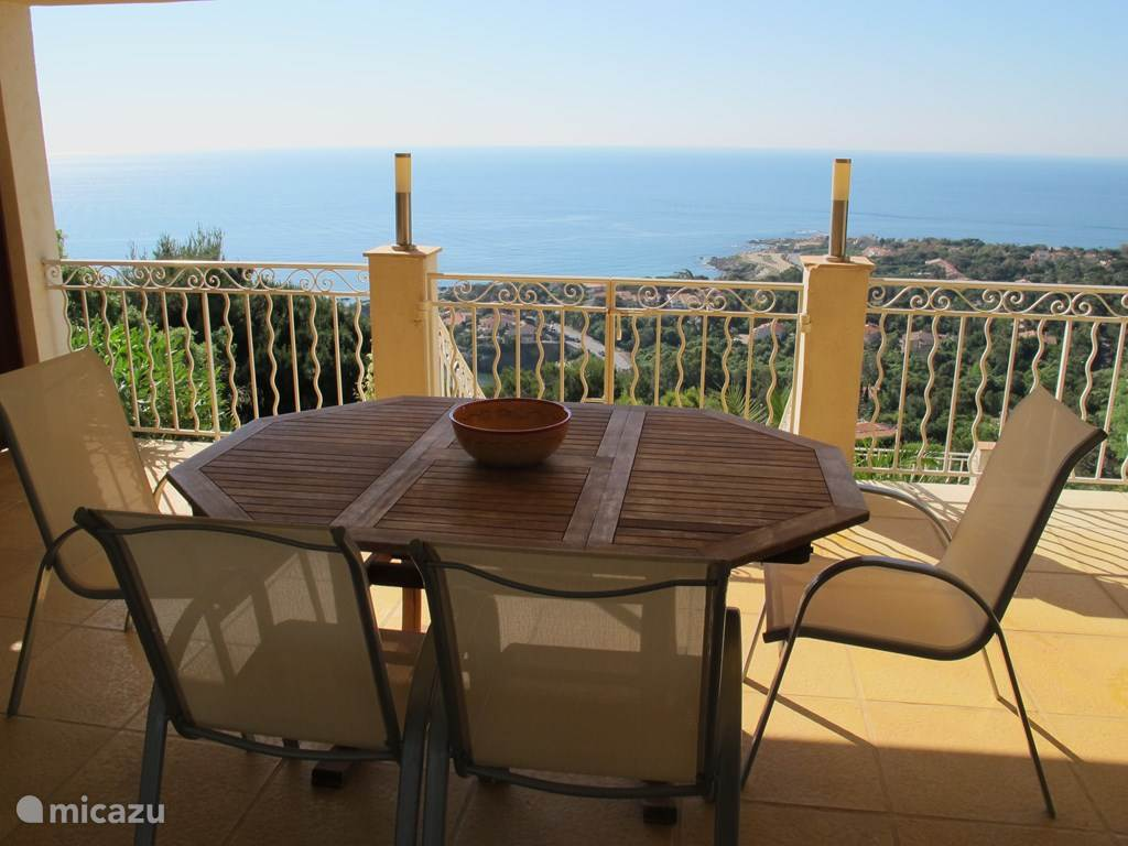 Vacation rental France, French Riviera, Les Issambres - apartment Canta la Mar - Apartment Provence