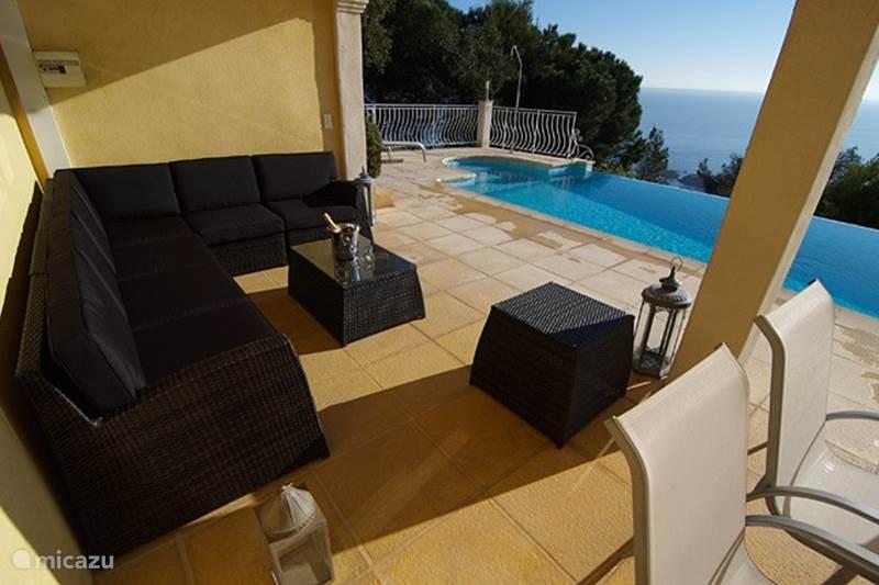 Vakantiehuis Frankrijk, Côte d´Azur, Les Issambres Appartement  Canta la Mar - Appartement Provence