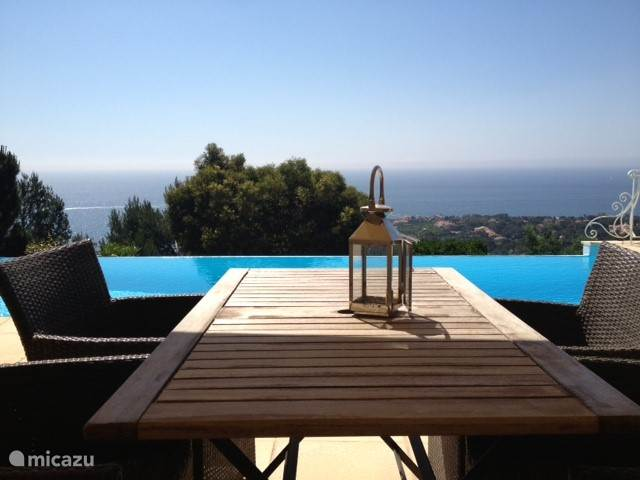 Vacation rental France, French Riviera, Les Issambres - apartment Canta la Mar -Appartement St.Maxime