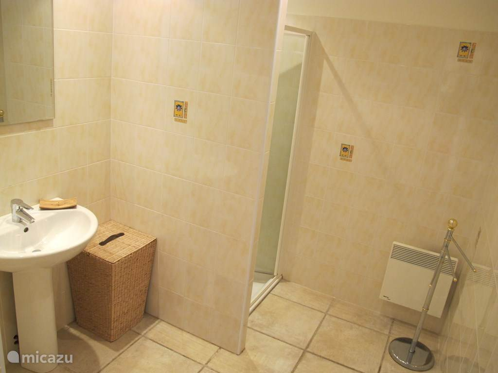 Badkamer appartement St. Maxime